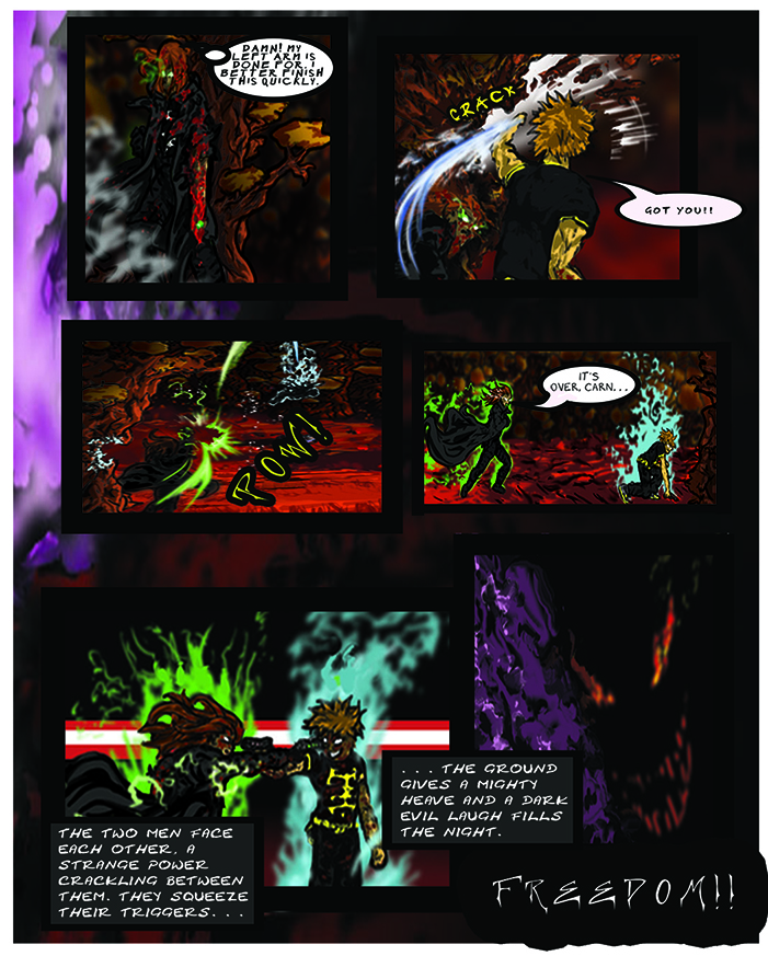 Prologue: Page10: A Mighty Heave