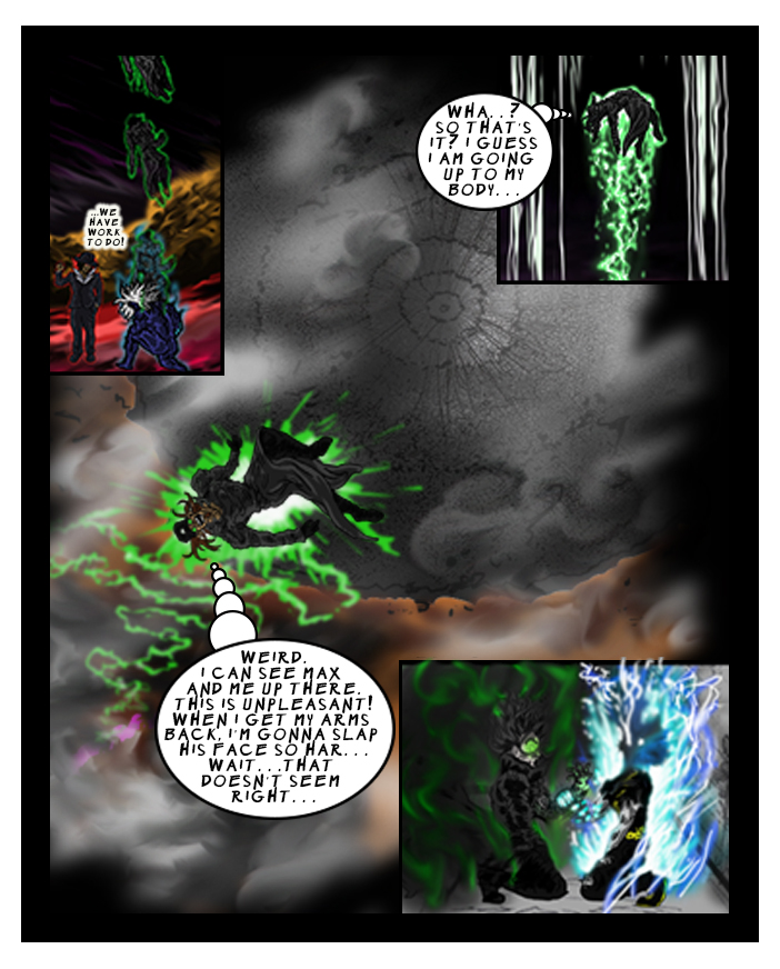 Lighthearted: Page 1-This is Unpleasant