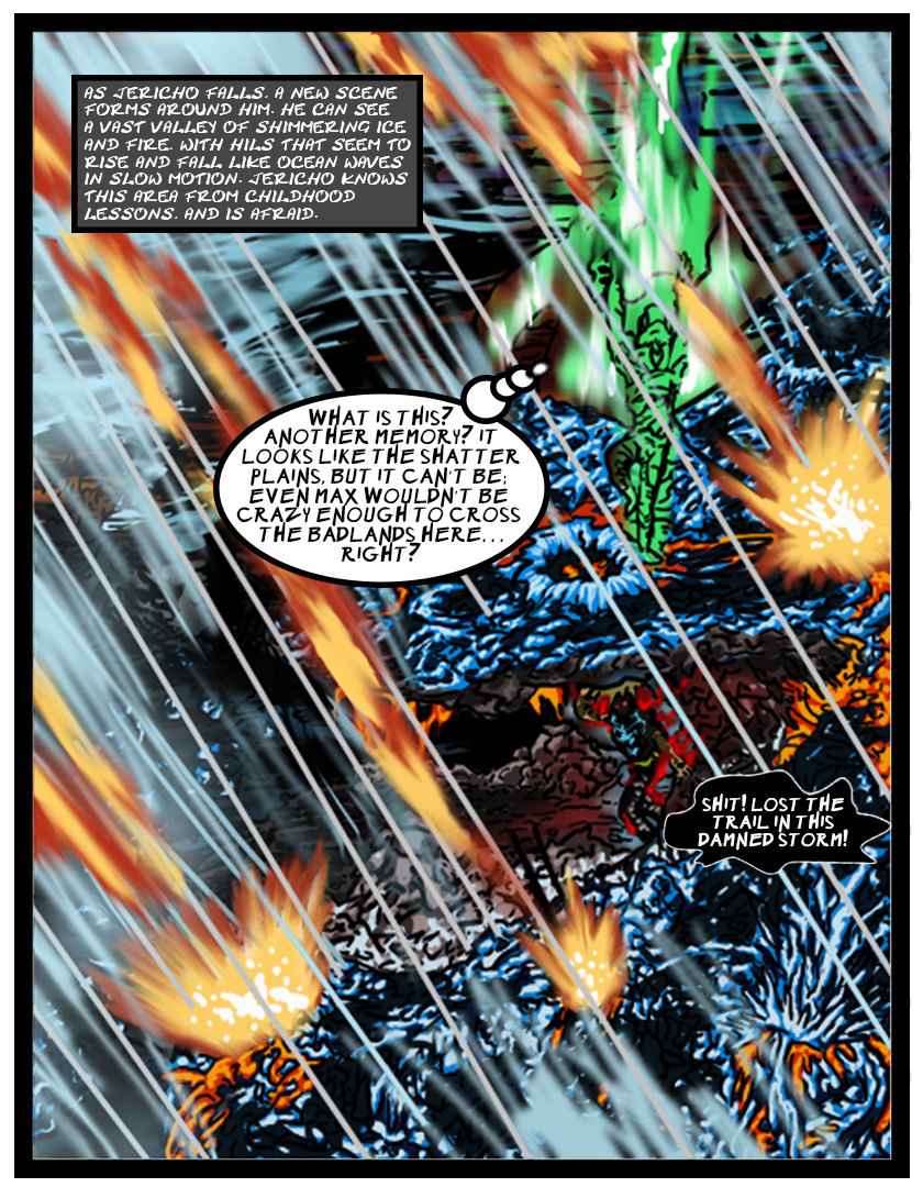 Lighthearted: Page 3- This Damned Storm